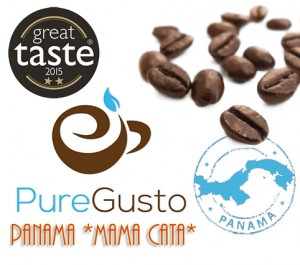 PureGusto MAMA CATA - Great Taste Award - Coffee Beans 6KG
